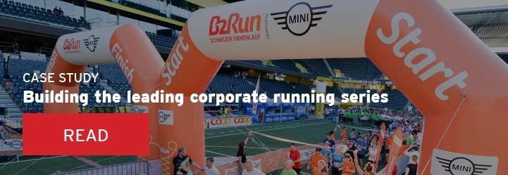 Building the leading corporate running series
