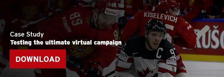 Case Study - Testing the ultimate virtual campaign
